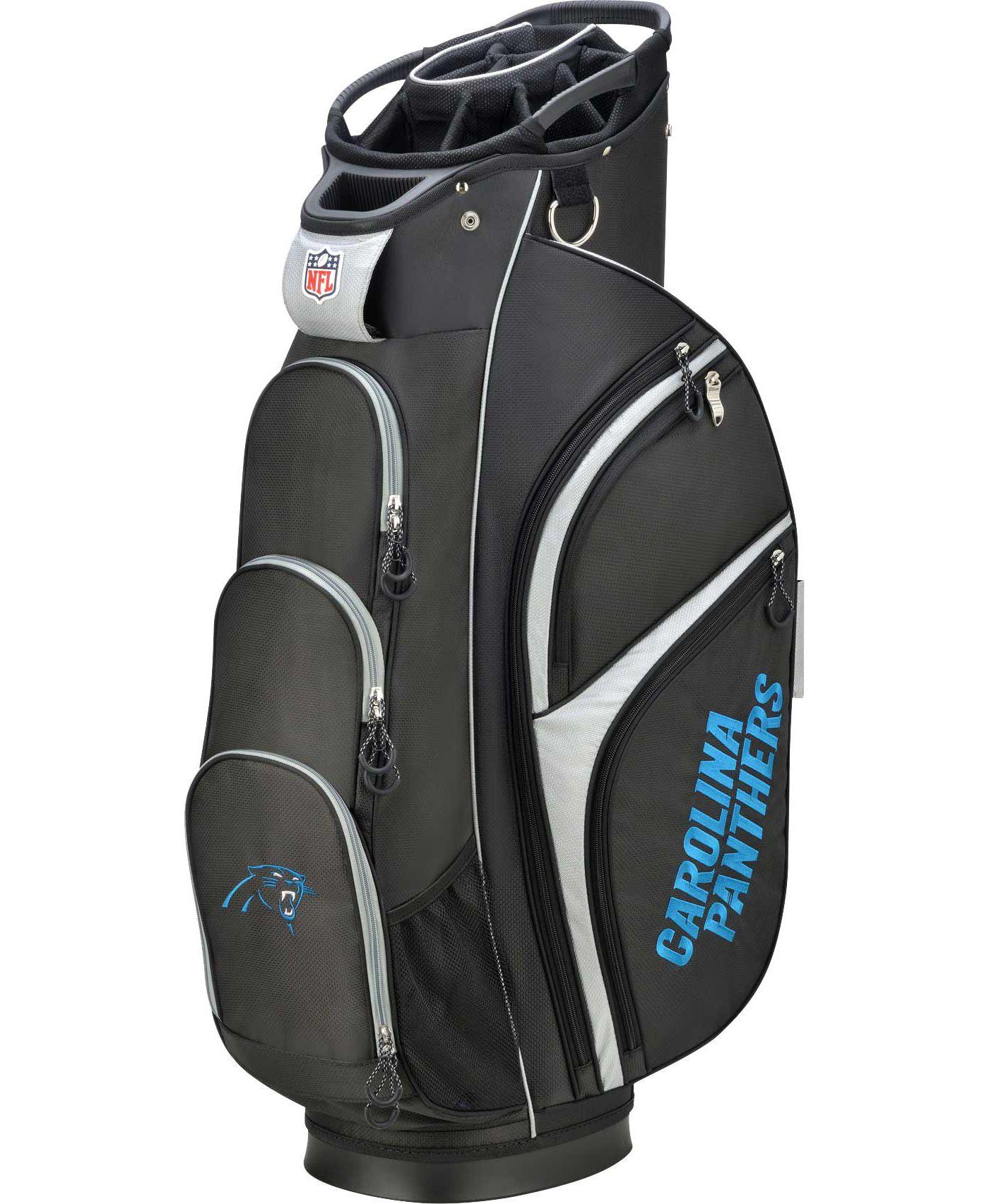 Wilson Carolina Panthers Cart Bag