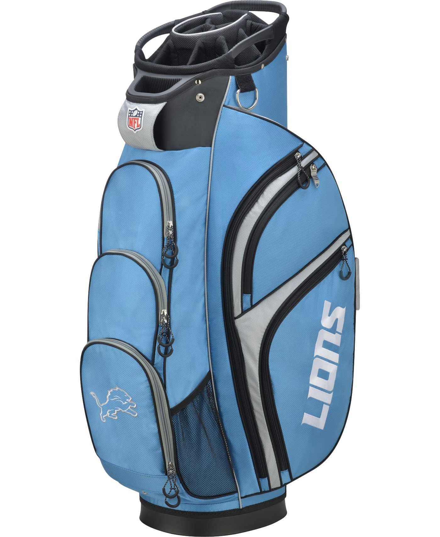 Wilson Detroit Lions Cart Bag