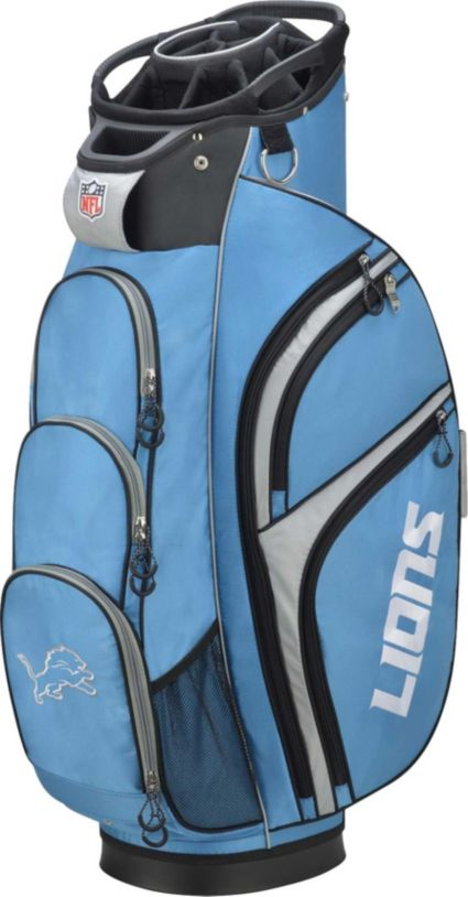 Wilson Detroit Lions Cart Bag