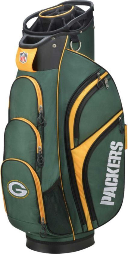 Wilson Green Bay Packers Cart Bag