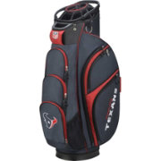 Wilson Houston Texans Cart Golf Bag