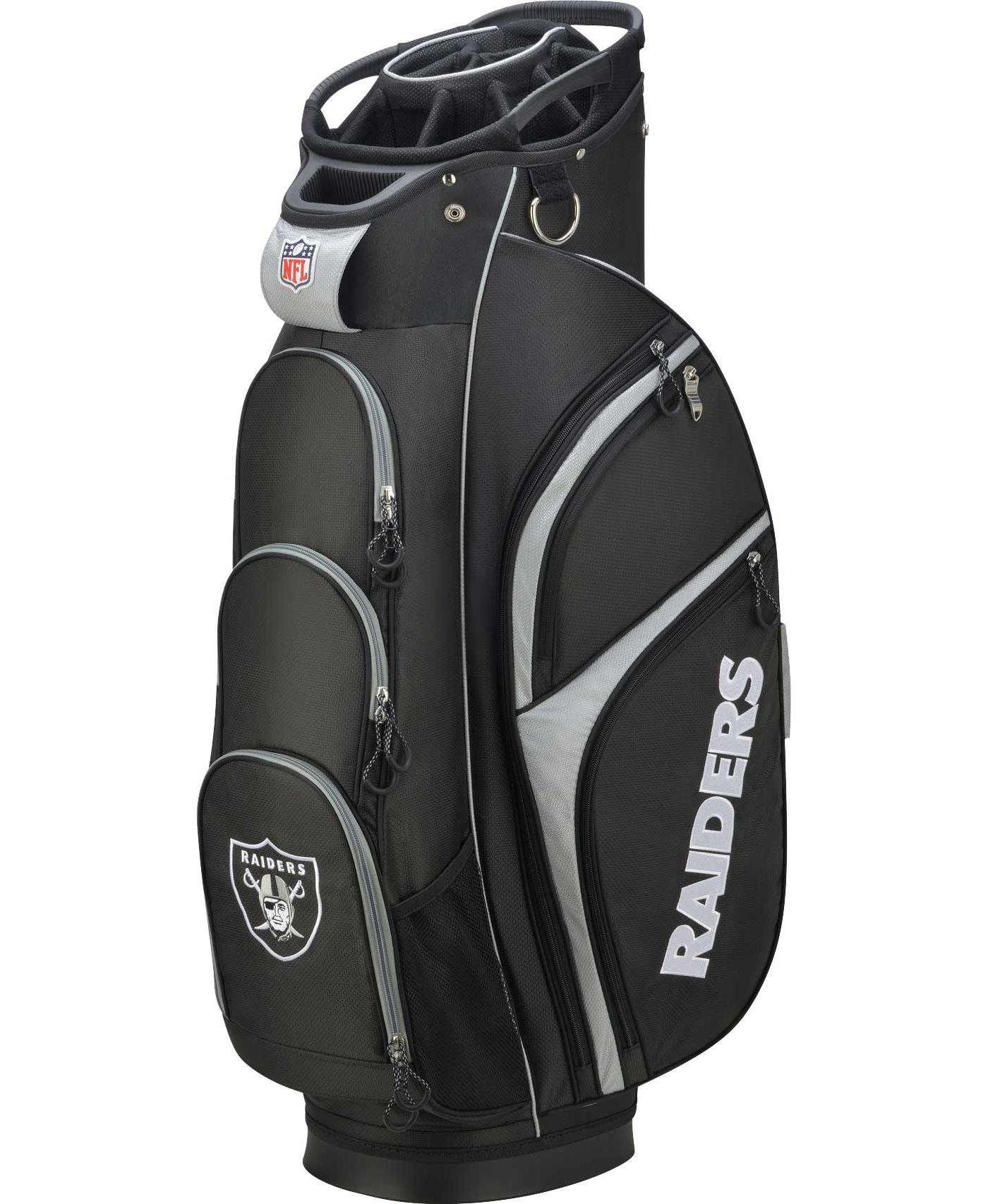 Wilson Oakland Raiders Cart Bag