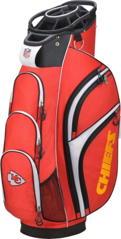 Wilson Kansas City Chiefs Cart Bag