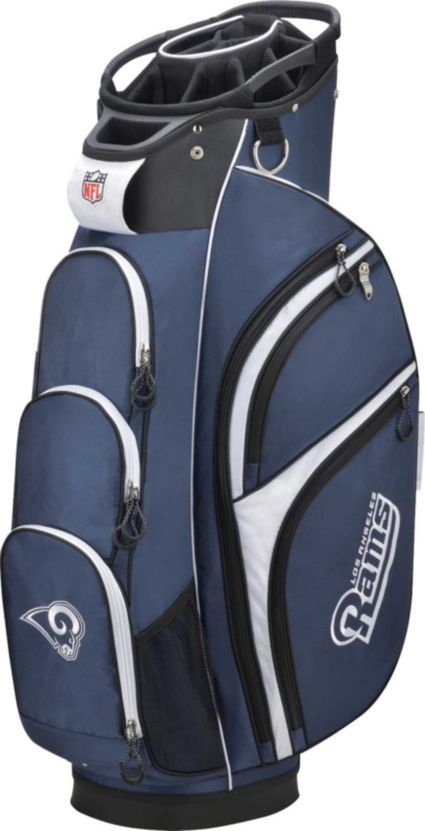 Wilson Los Angeles Rams Cart Bag