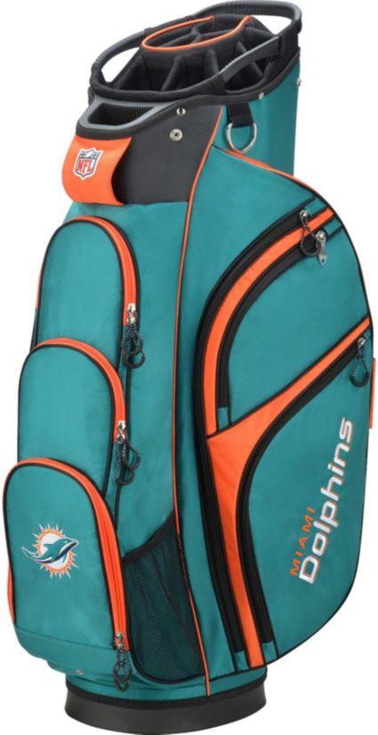 Wilson Miami Dolphins Cart Bag