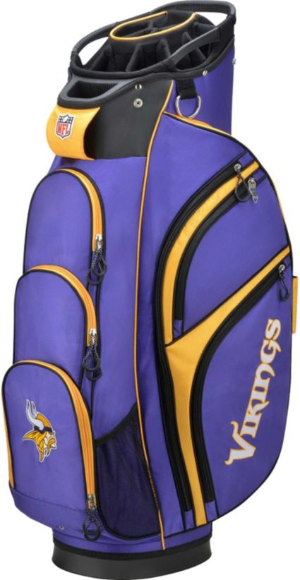 Wilson Minnesota Vikings Cart Bag