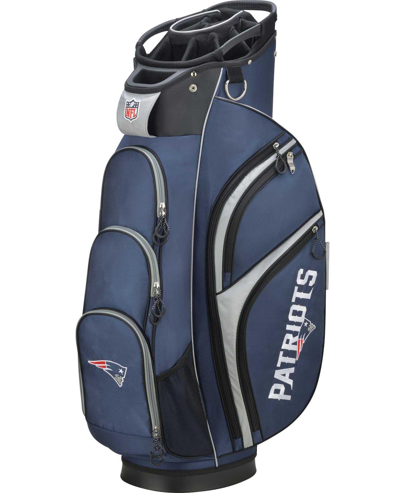 Wilson New England Patriots Cart Bag