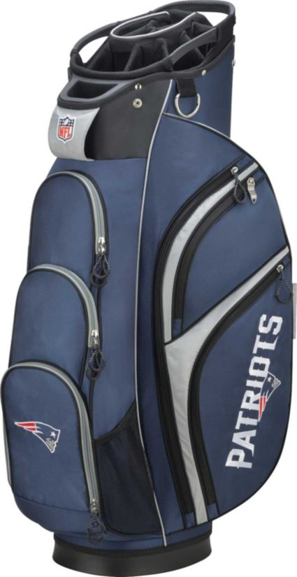 Wilson New England Patriots Cart Bag