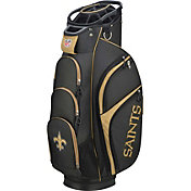 Wilson New Orleans Saints Cart Golf Bag