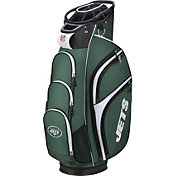 Wilson New York Jets Cart Golf Bag