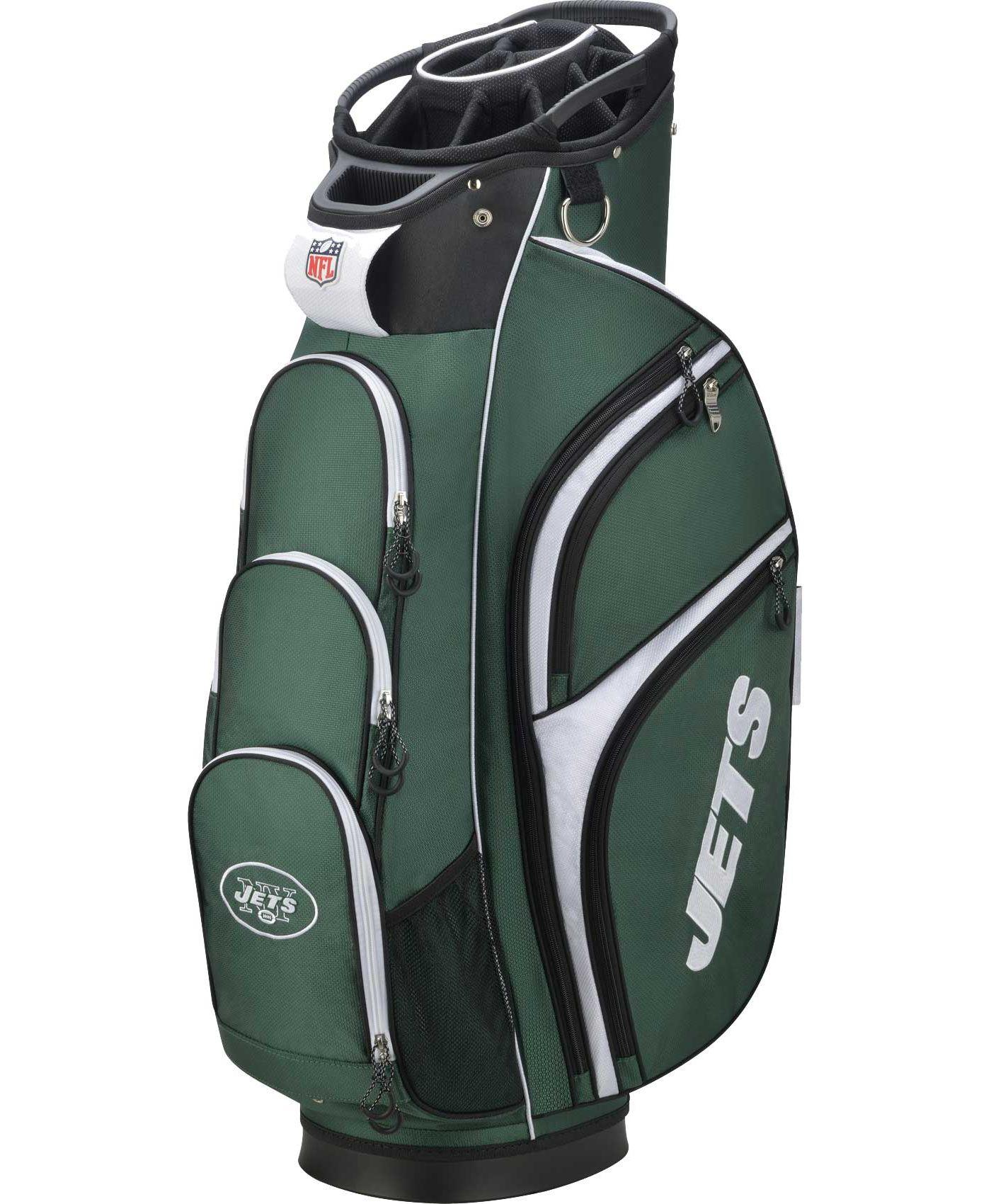 Wilson New York Jets Cart Bag