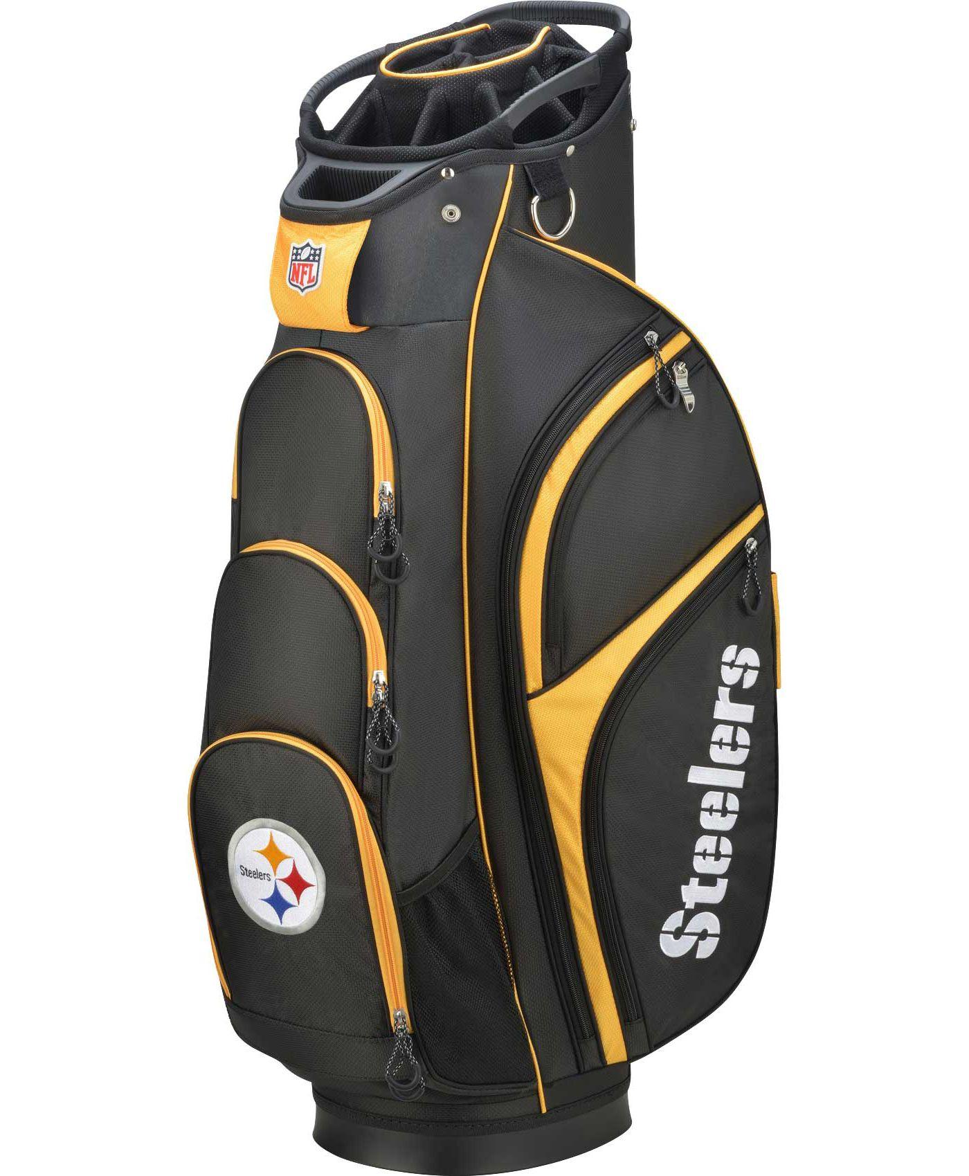 Wilson Pittsburgh Steelers Cart Bag