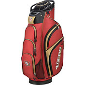 Wilson San Francisco 49ers Cart Golf Bag