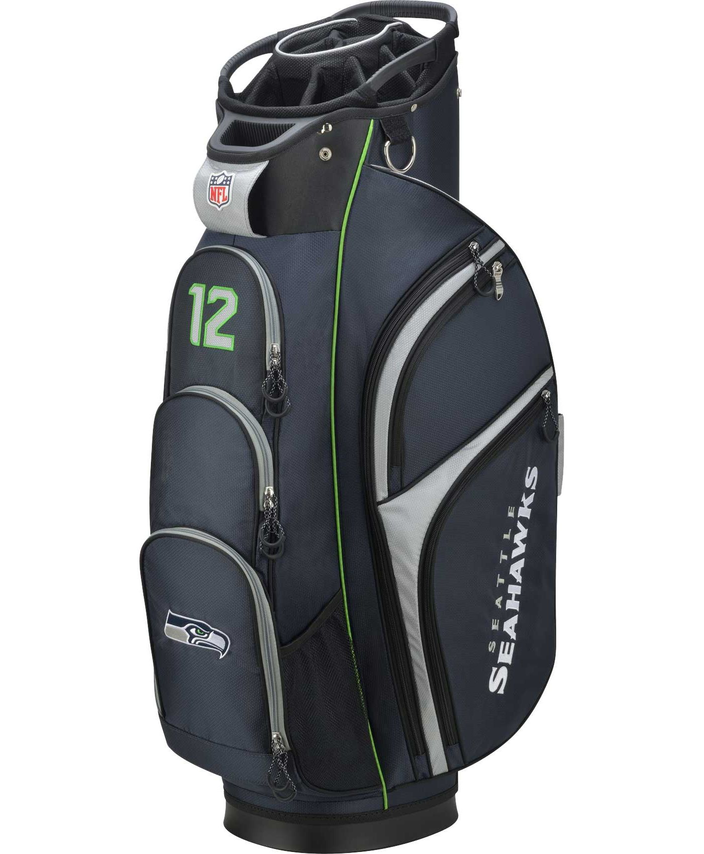 Wilson Seattle Seahawks Cart Bag