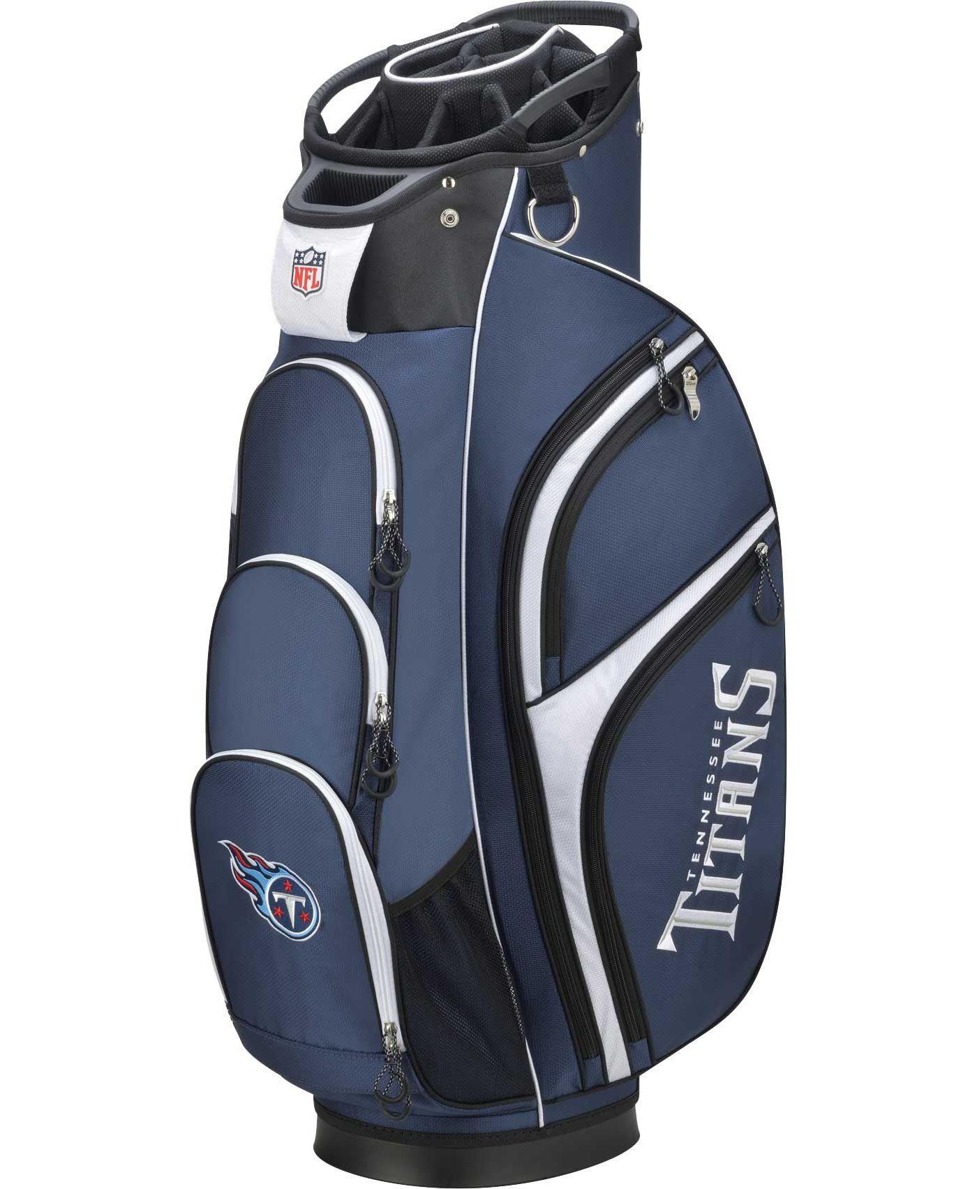 Wilson Tennessee Titans Cart Bag