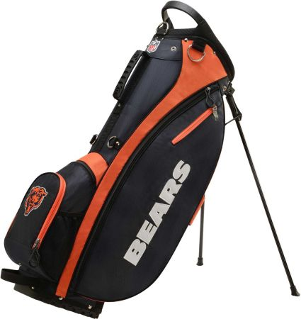 Wilson Chicago Bears Stand Bag