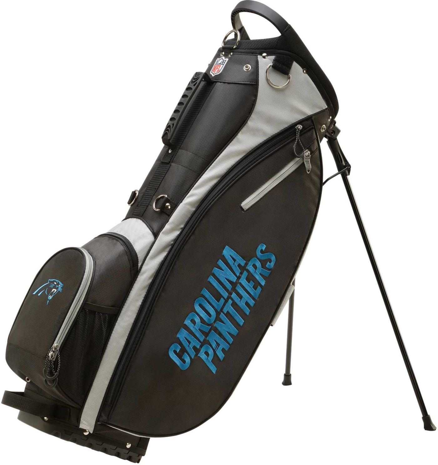 Wilson Carolina Panthers Stand Golf Bag