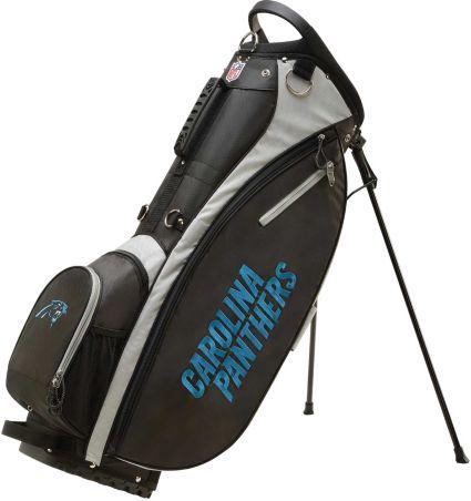 Wilson Carolina Panthers Stand Bag