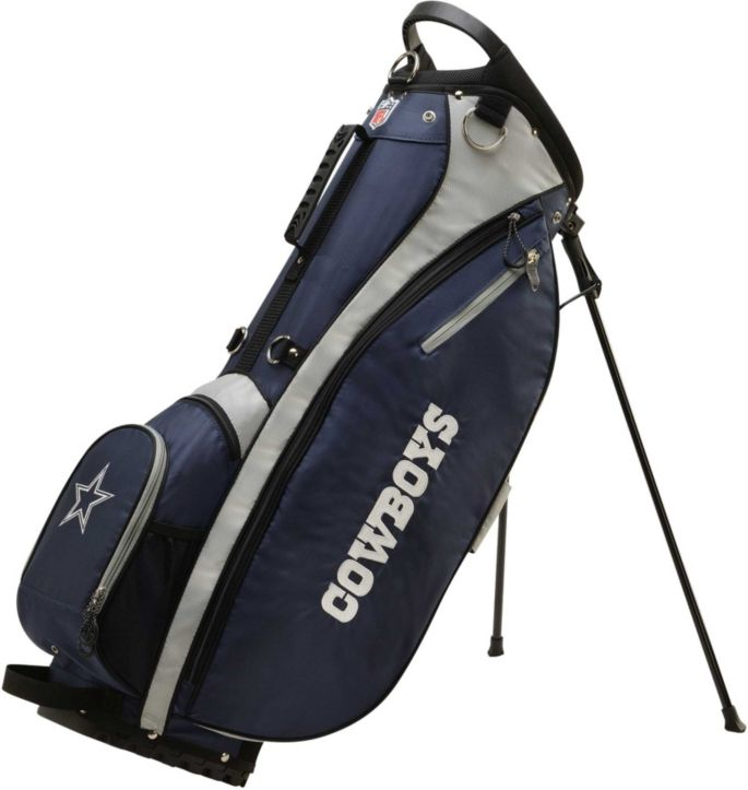 Wilson Dallas Cowboys Stand Golf Bag