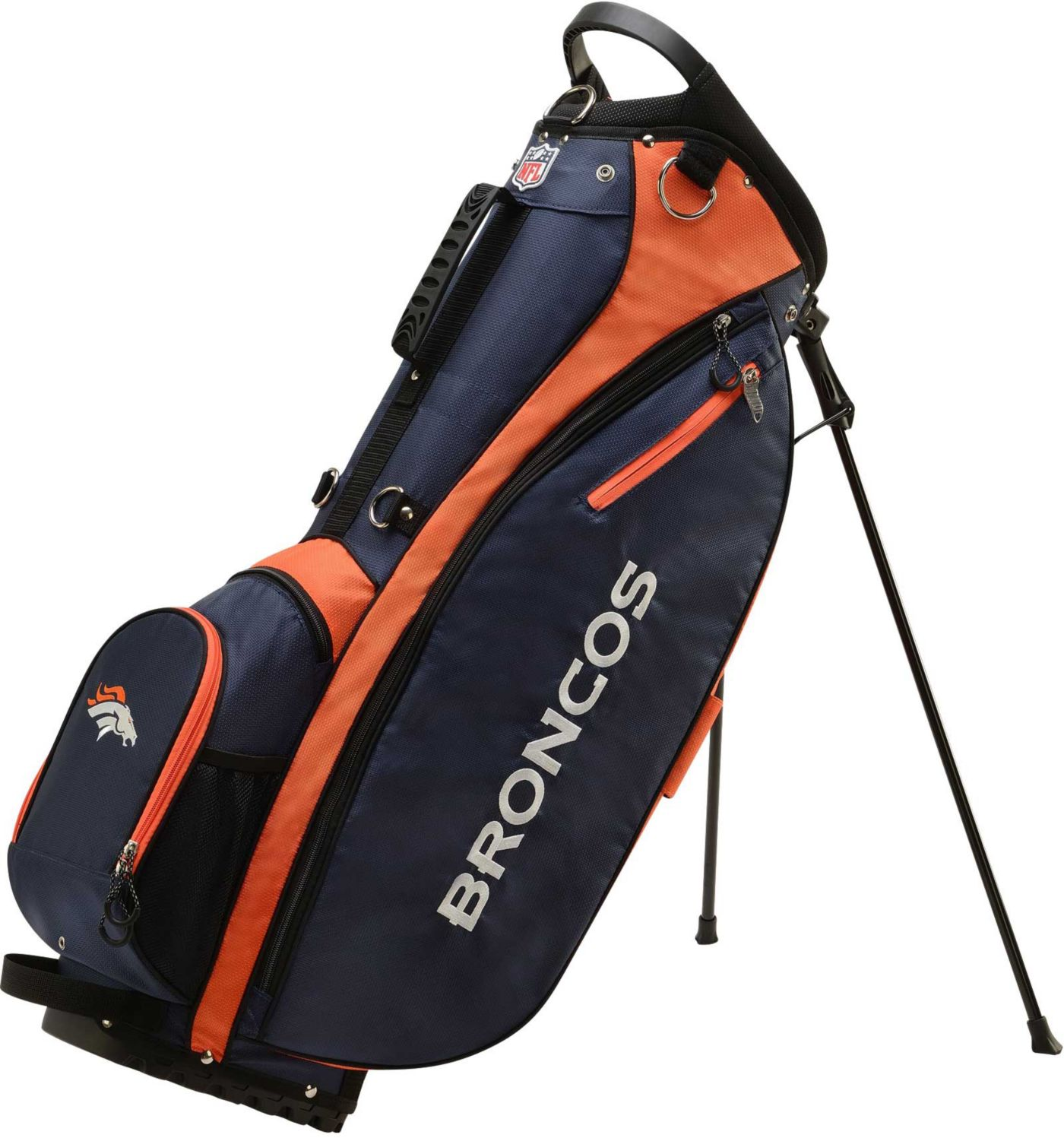 Wilson Denver Broncos Stand Bag