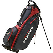 Wilson Houston Texans Stand Golf Bag