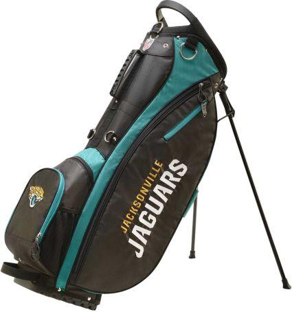 Wilson Jacksonville Jaguars Stand Bag