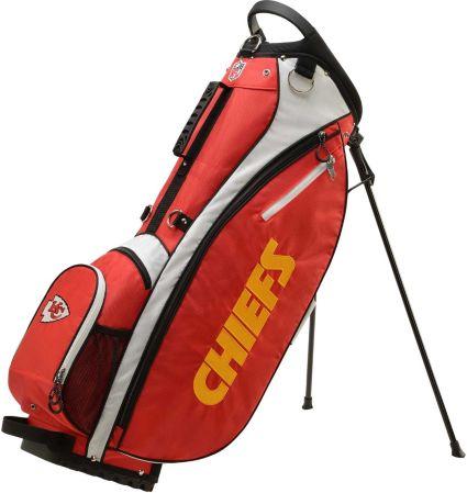 Wilson Kansas City Chiefs Stand Bag
