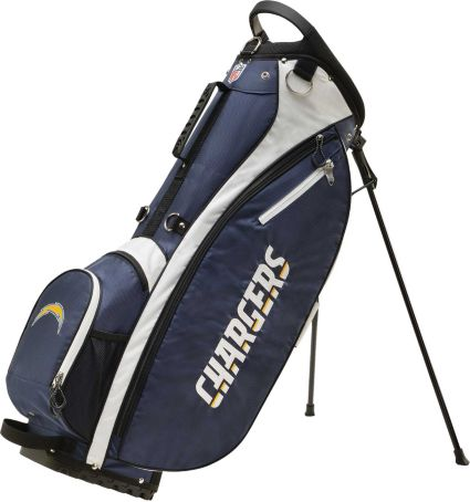 Wilson Los Angeles Chargers Stand Bag
