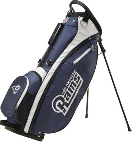 Wilson Los Angeles Rams Stand Bag