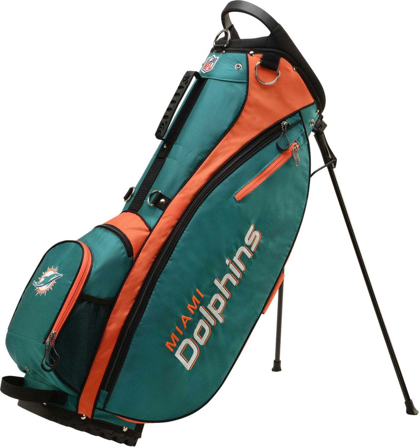 Wilson Miami Dolphins Stand Bag