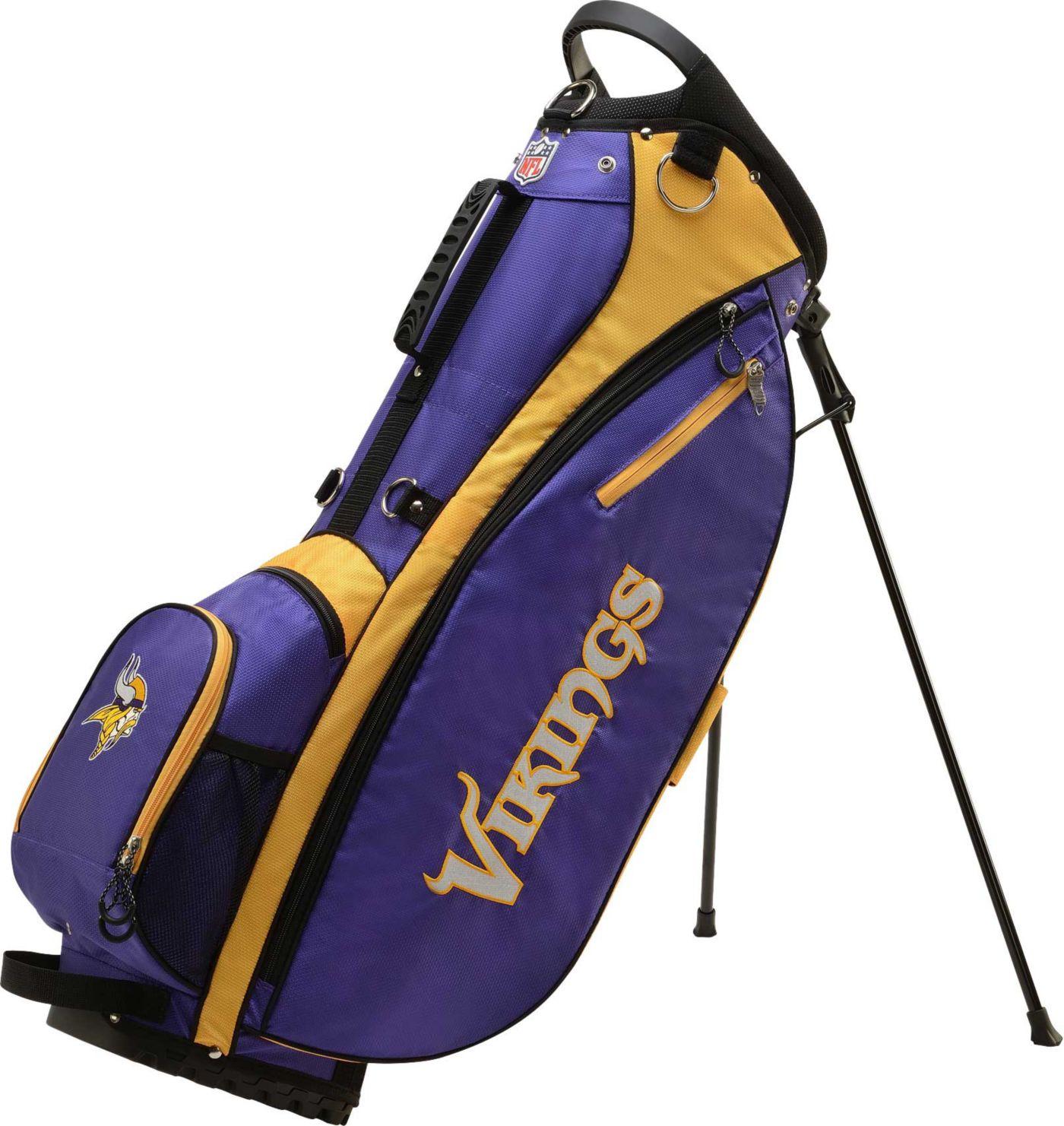 Wilson Minnesota Vikings Stand Golf Bag