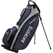 Wilson New England Patriots Stand Golf Bag
