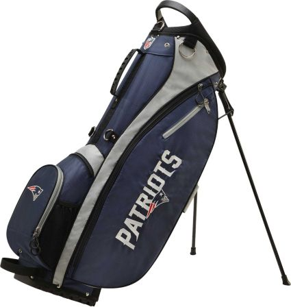 Wilson New England Patriots Stand Bag