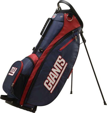 Wilson New York Giants Stand Bag