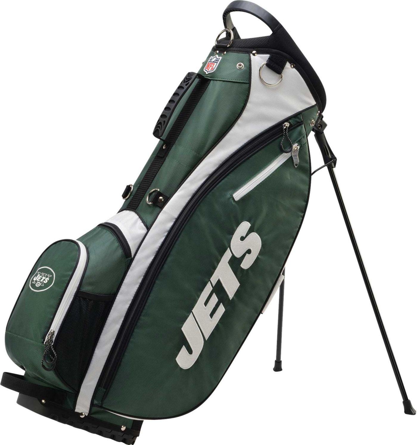 Wilson New York Jets Stand Bag