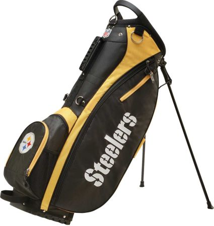 Wilson Pittsburgh Steelers Stand Bag