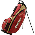 Wilson San Francisco 49ers Stand Golf Bag