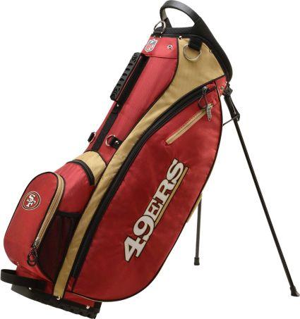 Wilson San Francisco 49ers Stand Bag