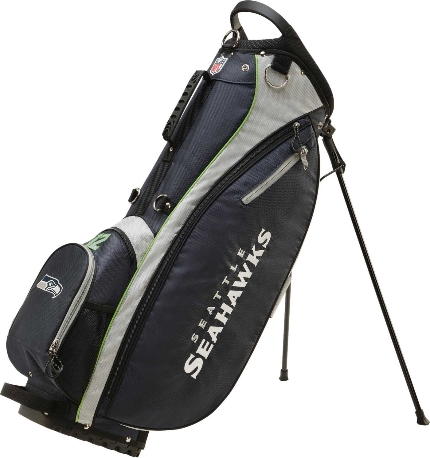 Wilson Seattle Seahawks Stand Bag