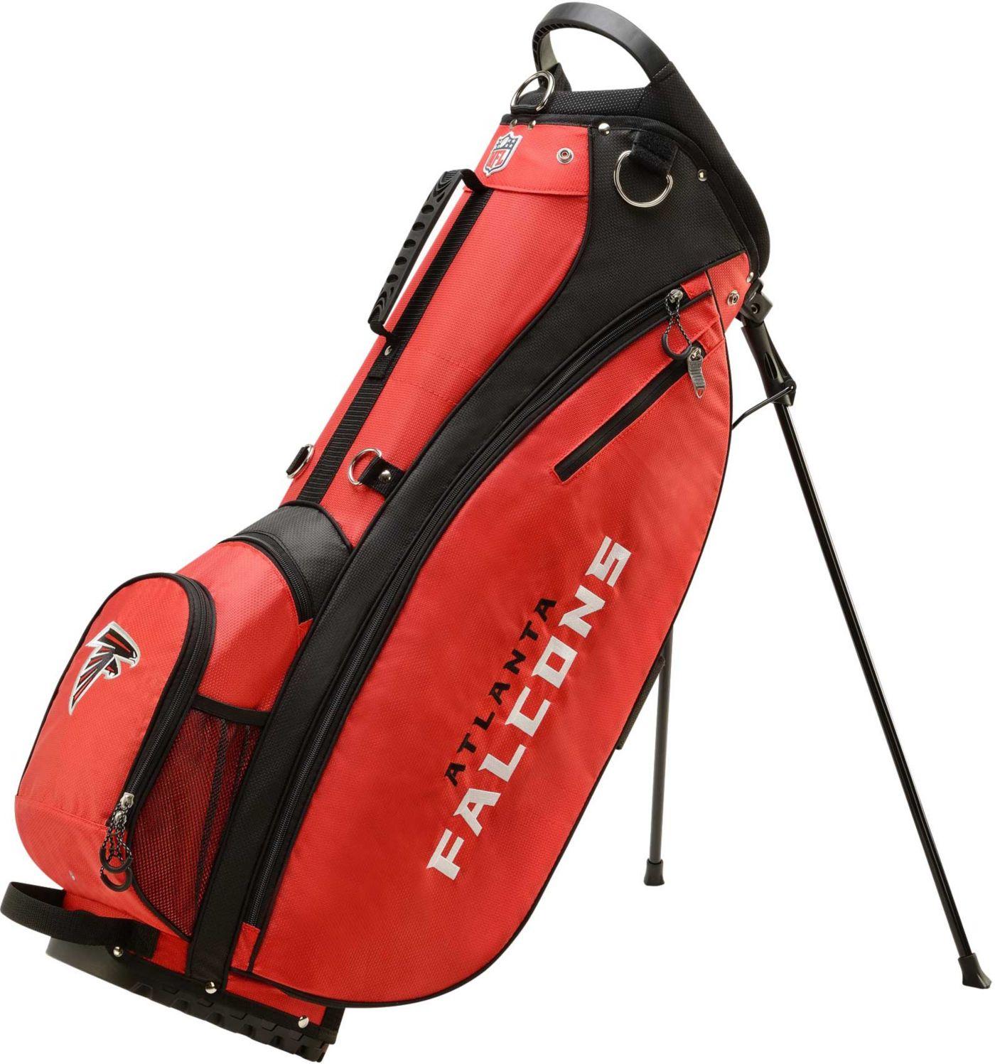 Wilson Atlanta Falcons Stand Golf Bag