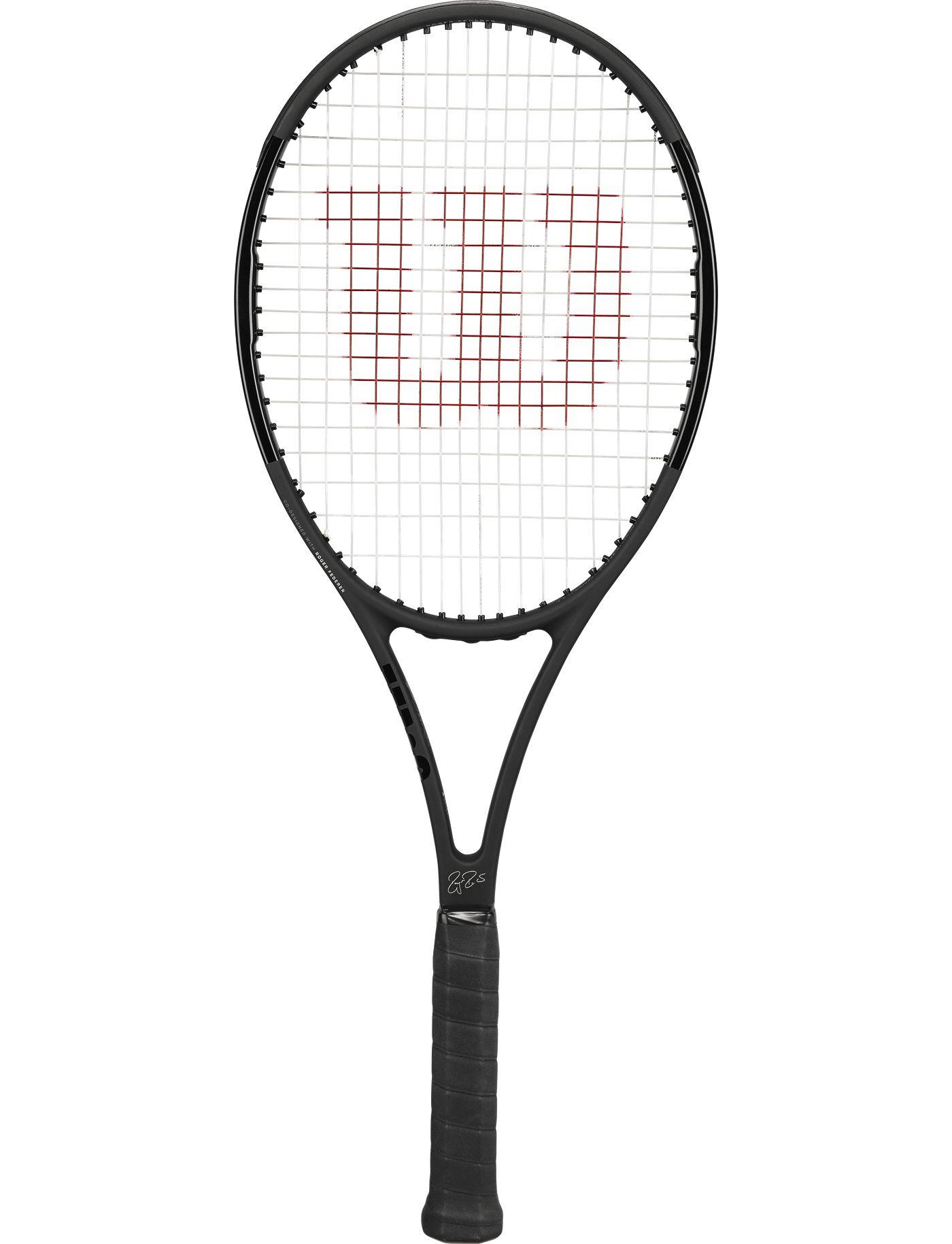 Wilson Pro Staff RF97 Autograph Pro Tennis Racquet - Unstrung