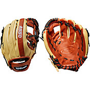 "Wilson 11"" Youth A550 Series Glove 2018"