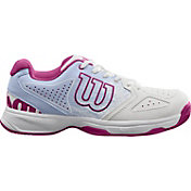 Wilson Kids' Grade School Stroke Junior Tennis Shoes