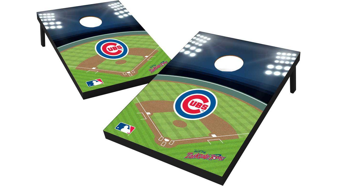 Wild Sports Chicago Cubs Tailgate Bean Bag Toss