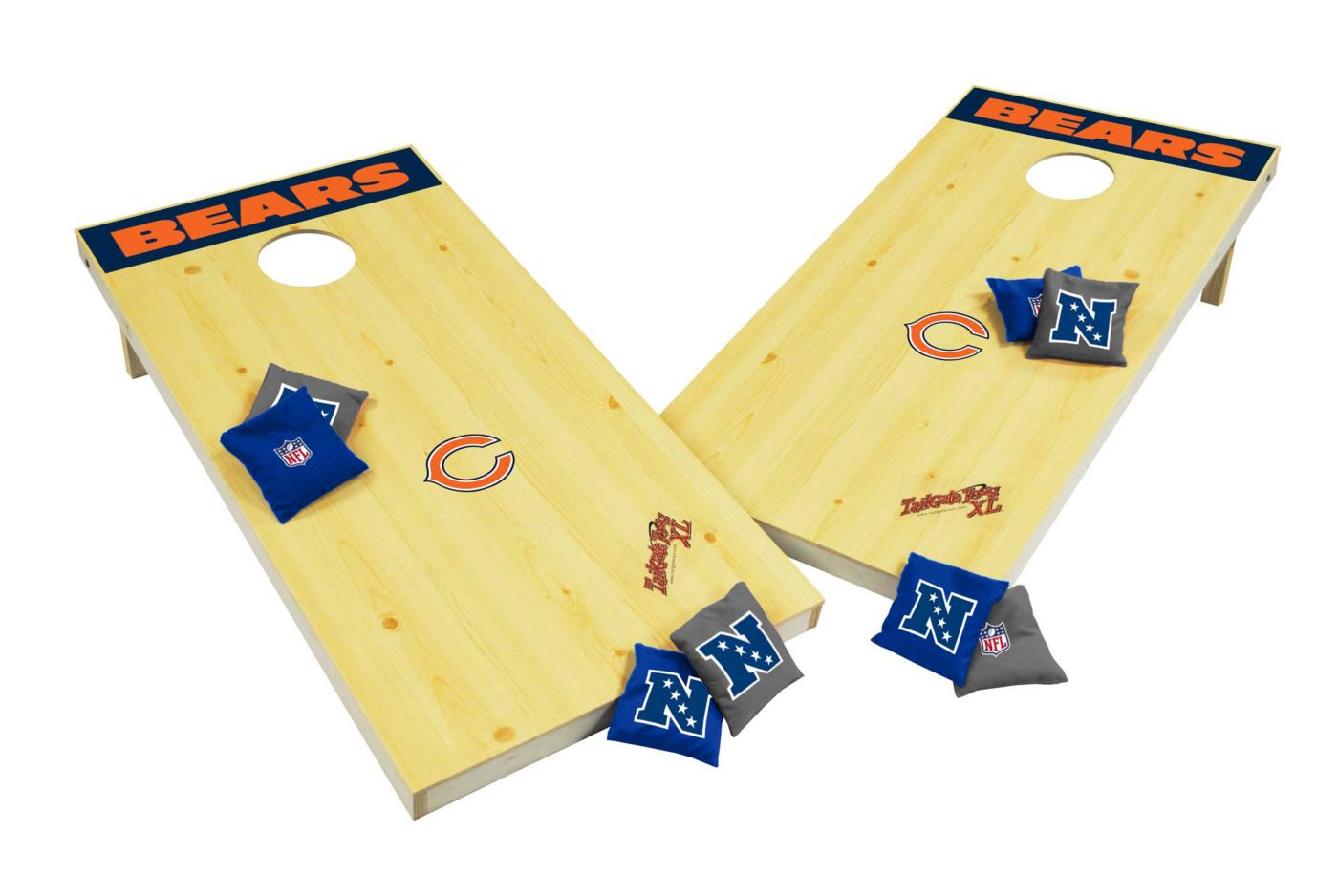 Wild Sports Chicago Bears XL Tailgate Bean Bag Toss
