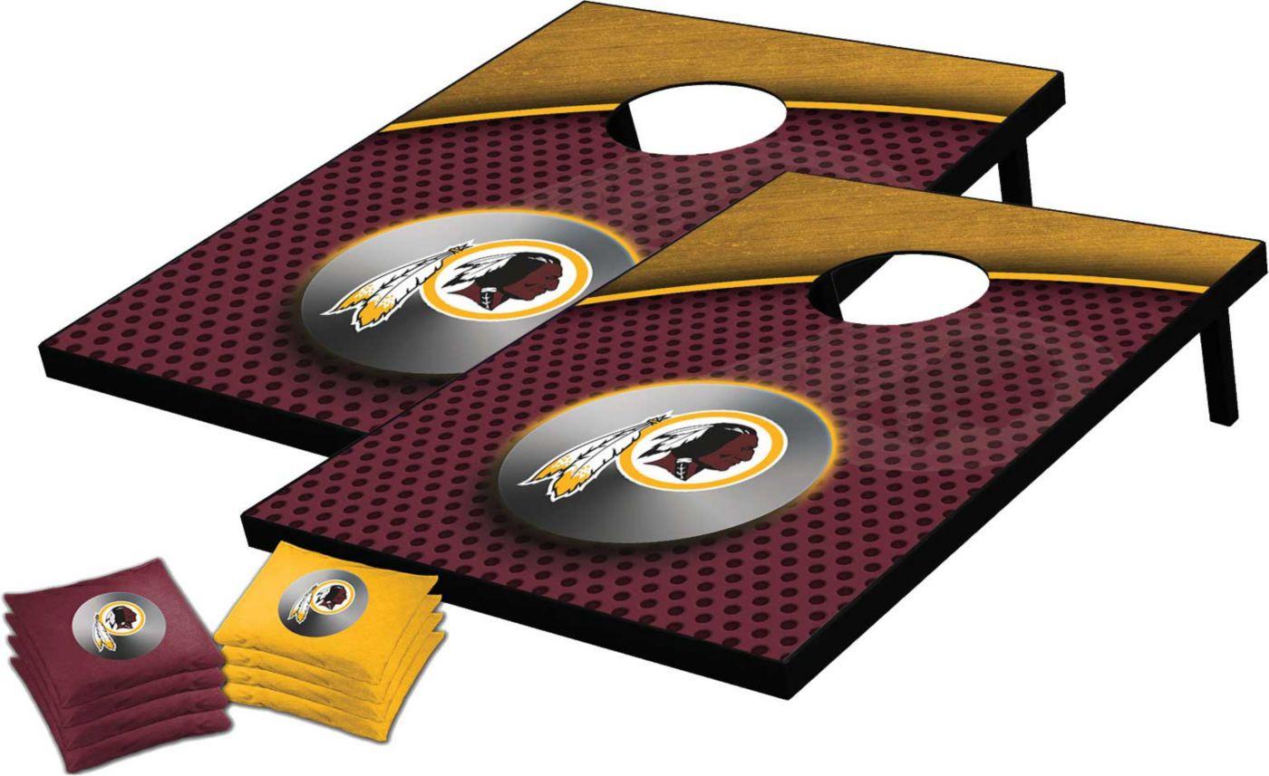 Wild Sports 2' x 3' Washington Redskins Tailgate Toss Cornhole Set