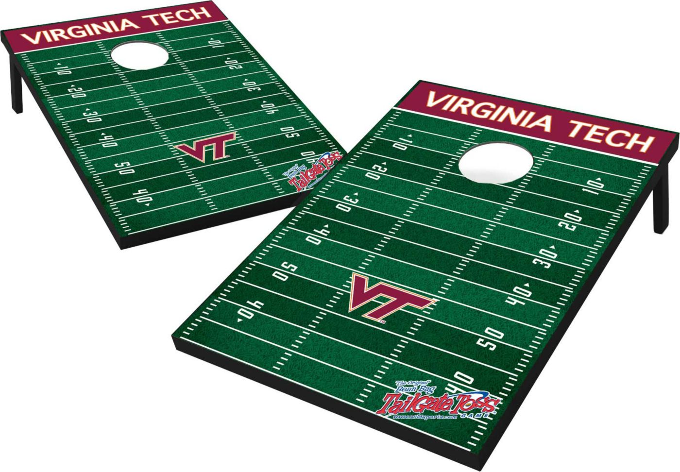 Wild Sports Virginia Tech Tailgate Bean Bag Toss