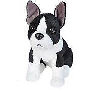 Wild Republic Cuddlekin Boston Terrier  Stuffed Animal