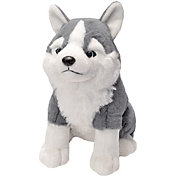 CK Pet Shop Husky Dog Stuffed Toy
