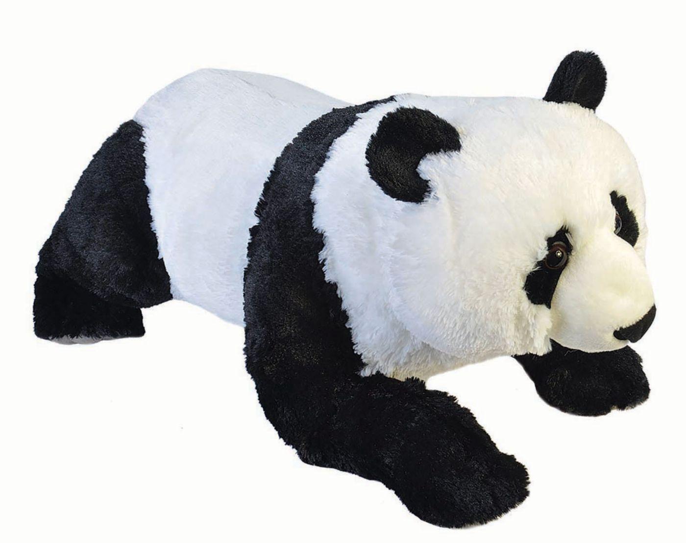 Wild Republic Jumbo Panda Stuffed Animal
